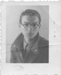 Kurt in Spain 1937
